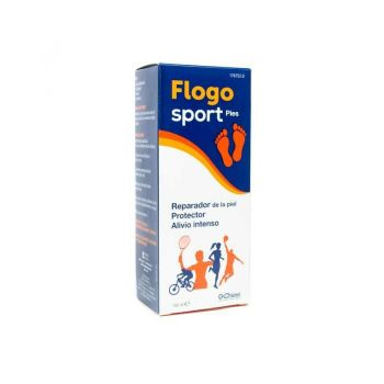 FLOGO SPORT PIES GEL 100 ML