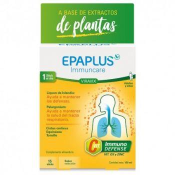 EPAPLUS IMMUNCARE VIRAVIX 15 STICKS 10 ML