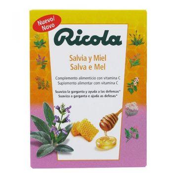 RICOLA PASTILLAS 1 ENVSE 50 g SABOR SALVIA MIEL