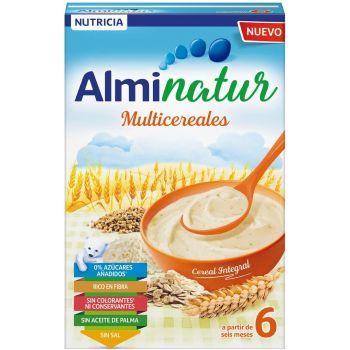 ALMINATUR MULTICEREALES 1 ENVASE 230 G